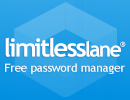 Limitlesslane Password Manager